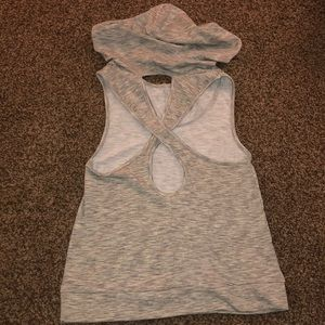 Mossimo Supply Co. Tops - NWOT Mossimo Gray Workout Tank